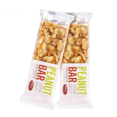그리스에서 온 고소하고 바삭한 땅콩바 30g*12입 x 2박스 (업체별도 무료배송)